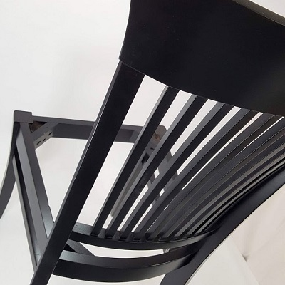 Chair in wood (yellow birch) #270 KD